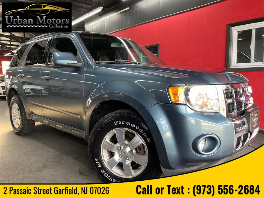 Used Ford Escape Limited 2012   Urban Motors Collection. Garfield, New Jersey