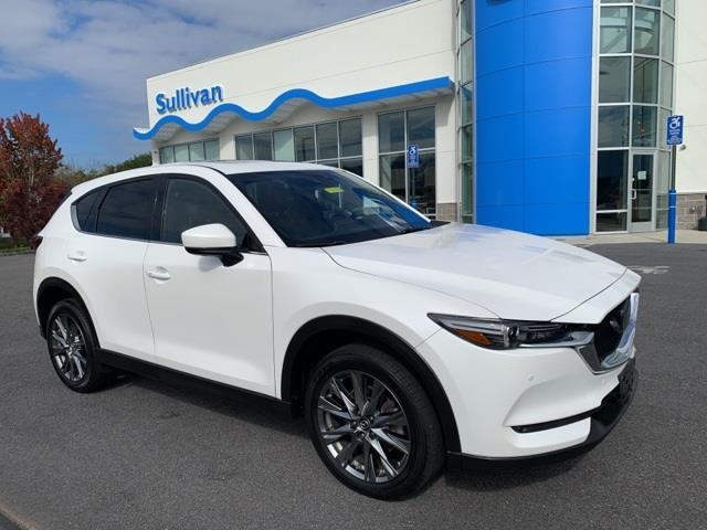 Used Mazda Cx-5 Signature 2019   Sullivan Automotive Group. Avon, Connecticut