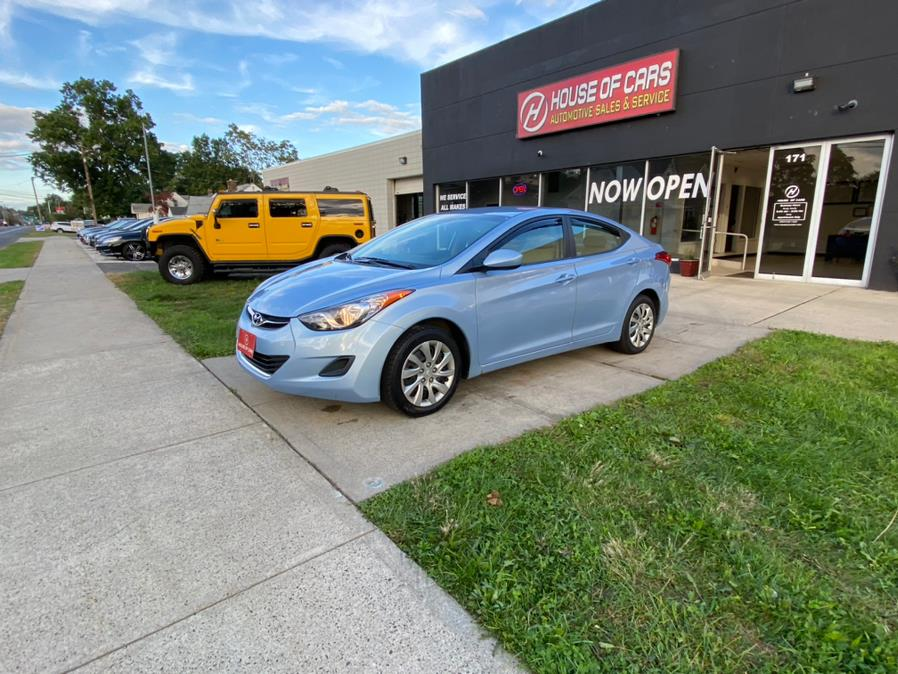 Used Hyundai Elantra 4dr Sdn Auto GLS PZEV 2012   House of Cars CT. Meriden, Connecticut