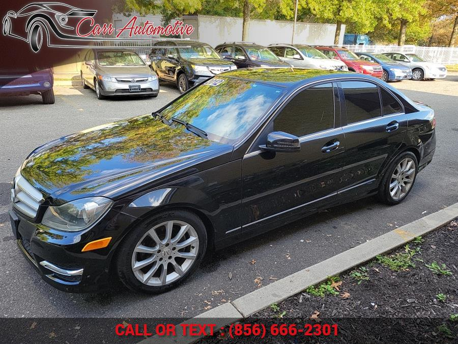 Used 2012 Mercedes-Benz C-Class in Delran, New Jersey | Carr Automotive. Delran, New Jersey
