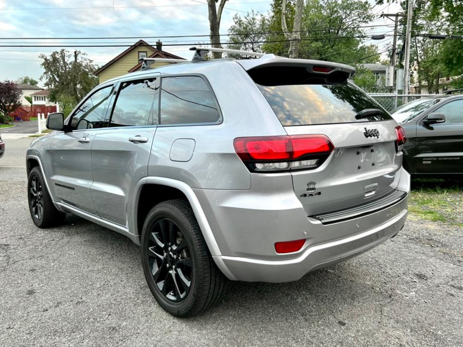 Used Jeep Grand Cherokee Laredo 4x4 Altitude 2017 | Easy Credit of Jersey. South Hackensack, New Jersey