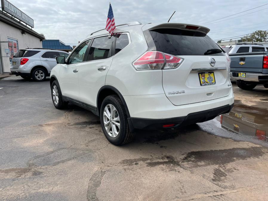 Used Nissan Rogue AWD 4dr SV 2016 | Diamond Auto Cars LLC. Vernon, Connecticut