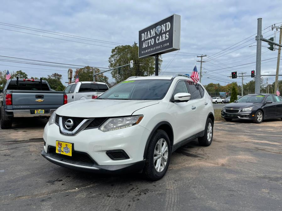 Used 2016 Nissan Rogue in Vernon, Connecticut | Diamond Auto Cars LLC. Vernon, Connecticut