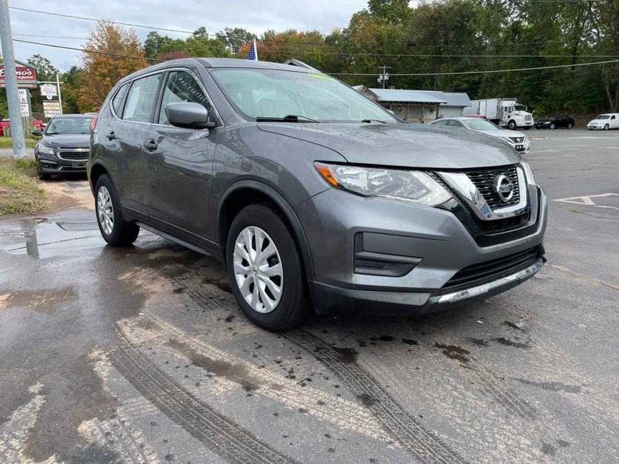 Used Nissan Rogue AWD S 2017 | Diamond Auto Cars LLC. Vernon, Connecticut