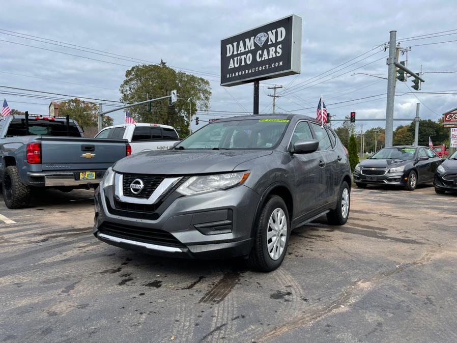 Used 2017 Nissan Rogue in Vernon, Connecticut | Diamond Auto Cars LLC. Vernon, Connecticut