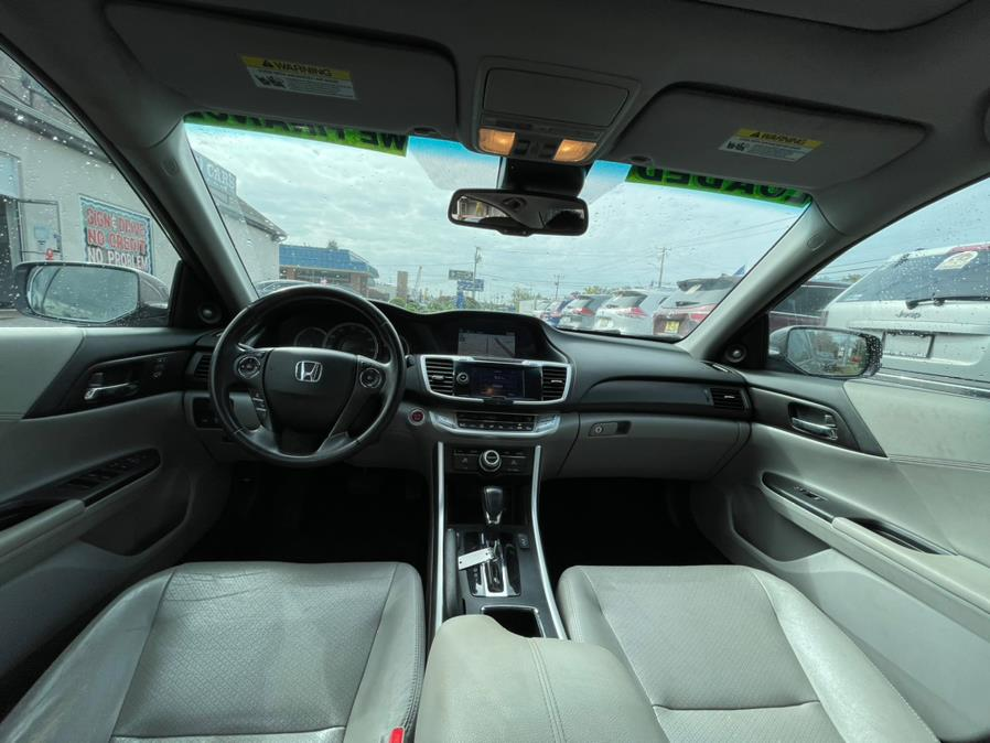 Used Honda Accord Sdn 4dr V6 Auto EX-L 2013   Diamond Auto Cars LLC. Vernon, Connecticut