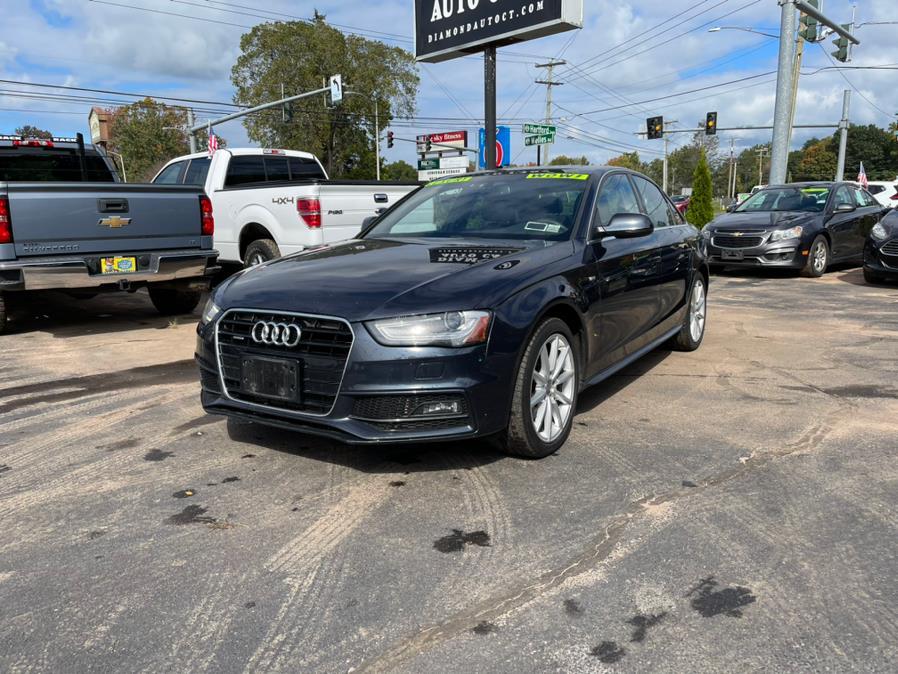 Used 2016 Audi A4 in Vernon, Connecticut   Diamond Auto Cars LLC. Vernon, Connecticut