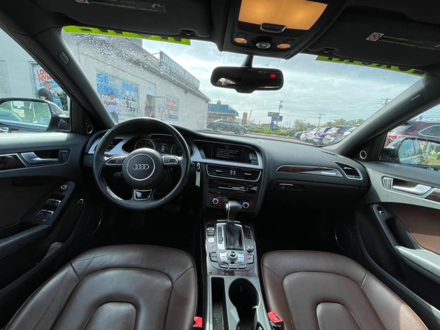 Used Audi A4 Auto quattro 2.0T Premium Plus 2016   Diamond Auto Cars LLC. Vernon, Connecticut