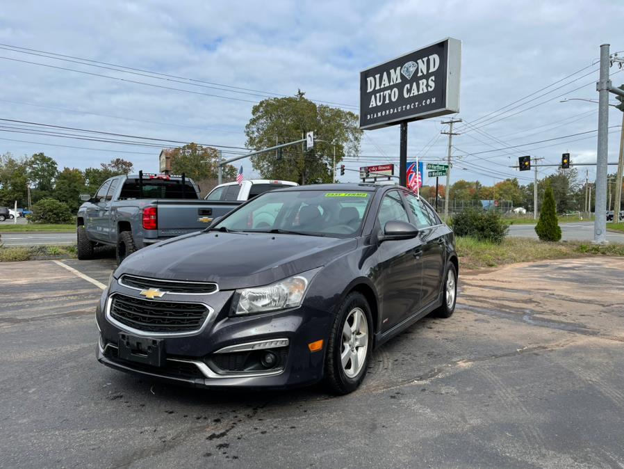 Used 2015 Chevrolet Cruze in Vernon, Connecticut | Diamond Auto Cars LLC. Vernon, Connecticut