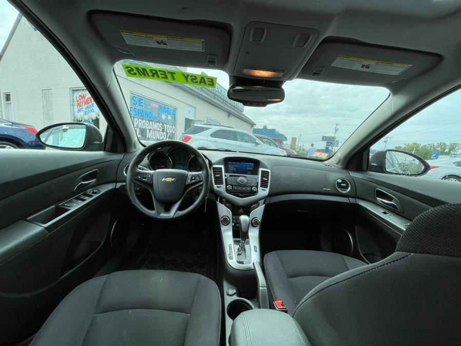 Used Chevrolet Cruze 4dr Sdn Auto 1LT 2015   Diamond Auto Cars LLC. Vernon, Connecticut