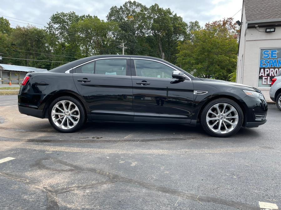 Used Ford Taurus Limited AWD 2017 | Diamond Auto Cars LLC. Vernon, Connecticut