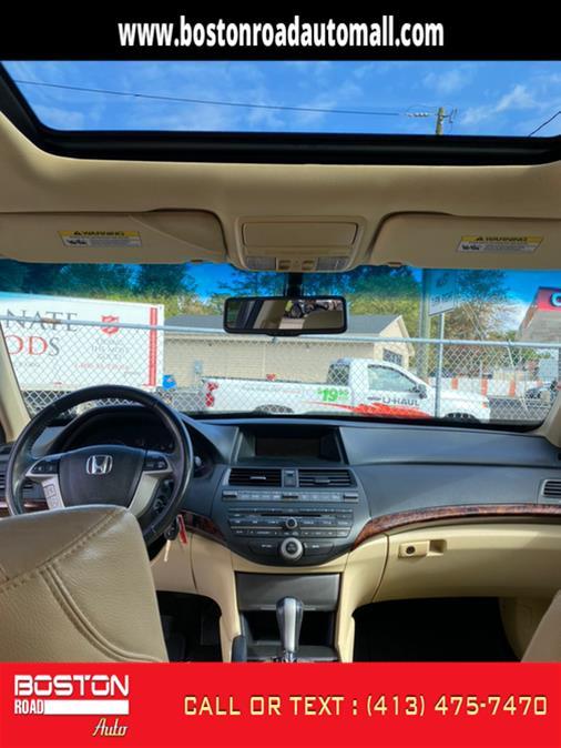 Used Honda Crosstour EX-L 2WD 2012   Boston Road Auto. Springfield, Massachusetts