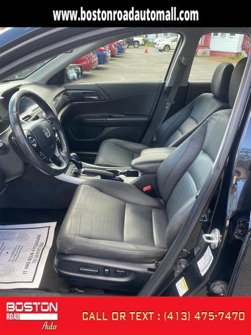 Used Honda Accord Sdn 4dr I4 CVT Sport 2013 | Boston Road Auto. Springfield, Massachusetts