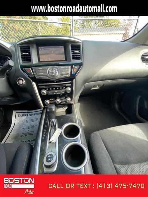 Used Nissan Pathfinder 4WD 4dr S 2015 | Boston Road Auto. Springfield, Massachusetts