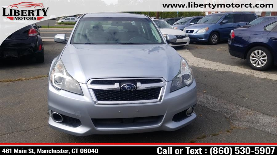Used Subaru Legacy 4dr Sdn H4 Auto 2.5i Limited 2013   Liberty Motors. Manchester, Connecticut