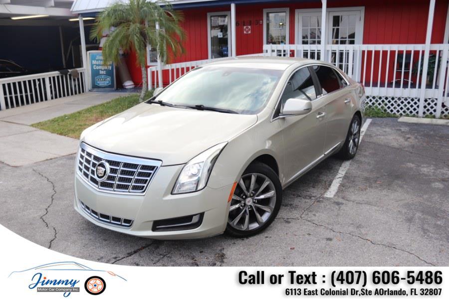 Used Cadillac XTS 4dr Sdn FWD 2013 | Jimmy Motor Car Company Inc. Orlando, Florida