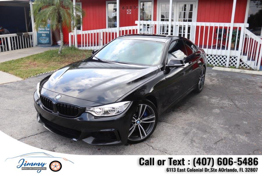Used BMW 4 Series 2dr Cpe 435i RWD 2016   Jimmy Motor Car Company Inc. Orlando, Florida