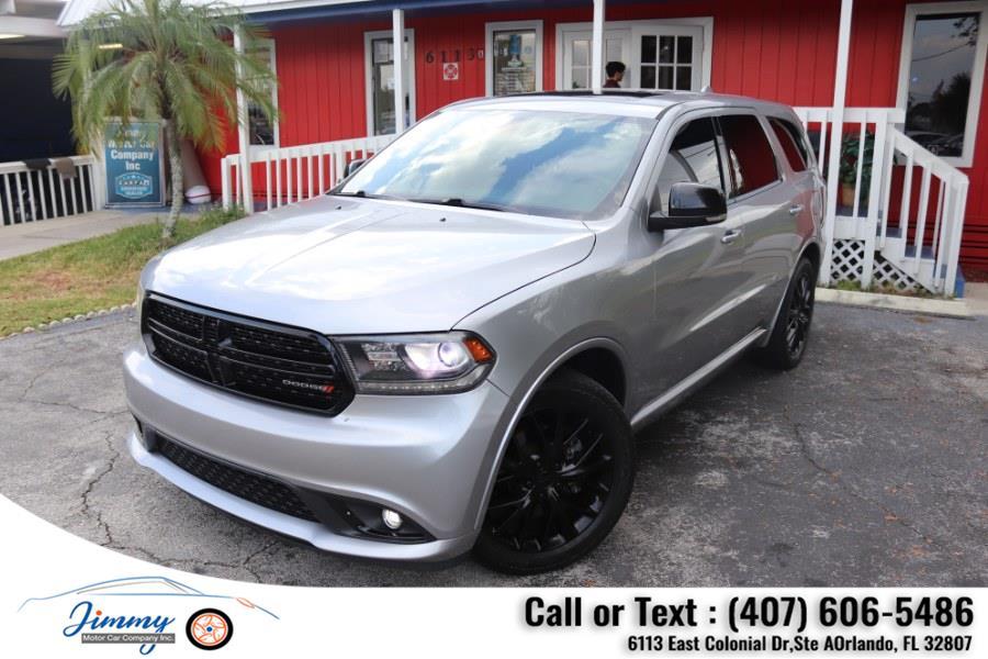 Used Dodge Durango 2WD 4dr R/T 2015 | Jimmy Motor Car Company Inc. Orlando, Florida