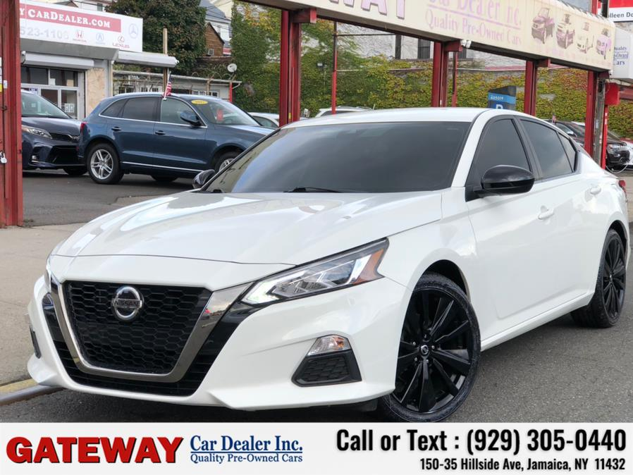 Used Nissan Altima 2.5 SR Sedan 2020 | Gateway Car Dealer Inc. Jamaica, New York