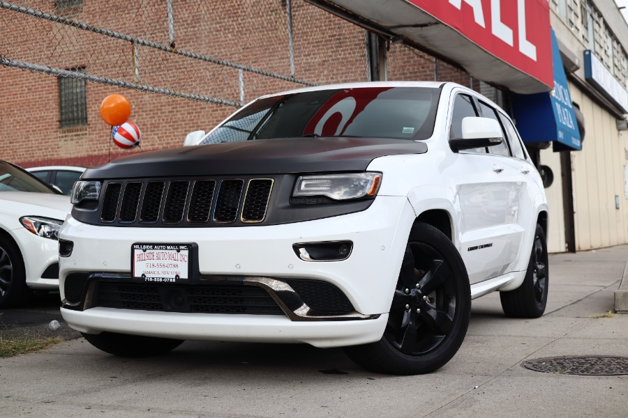 Used Jeep Grand Cherokee Overland 2016 | Hillside Auto Mall Inc.. Jamaica, New York