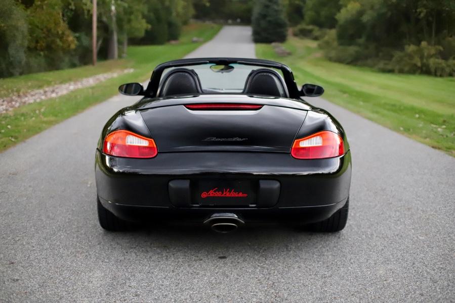 Used Porsche Boxster Base 2000 | Meccanic Shop North Inc. North Salem, New York