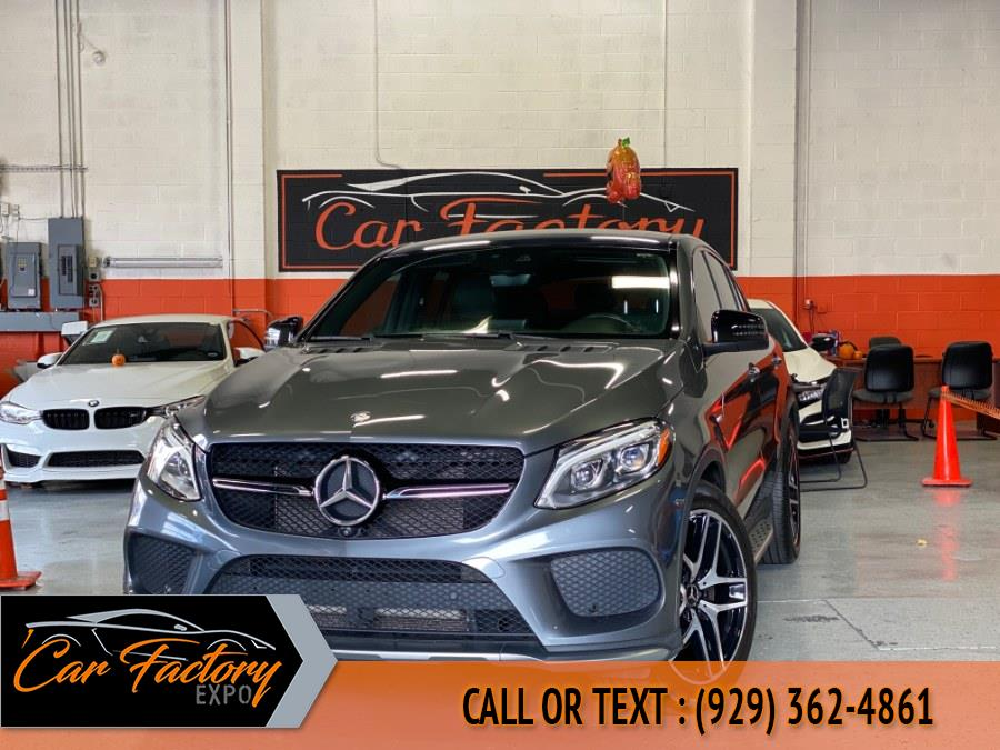 Used Mercedes-Benz GLE AMG GLE 43 4MATIC Coupe 2017   Car Factory Inc.. Bronx, New York