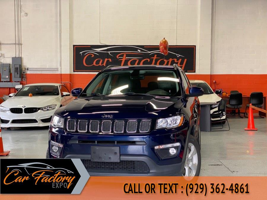 Used Jeep Compass Latitude 4x4 2018 | Car Factory Inc.. Bronx, New York