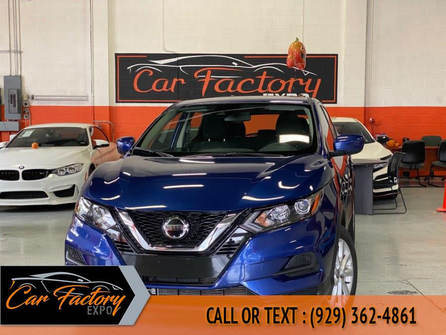 Used Nissan Rogue Sport AWD S 2021 | Car Factory Inc.. Bronx, New York