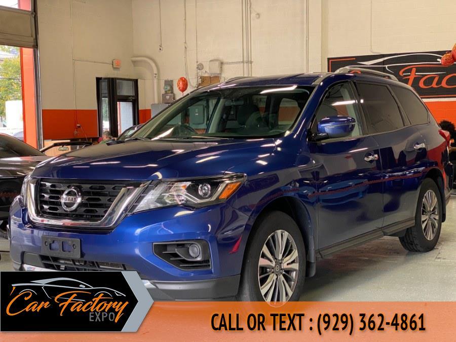 Used Nissan Pathfinder 4x4 SL 2019 | Car Factory Inc.. Bronx, New York