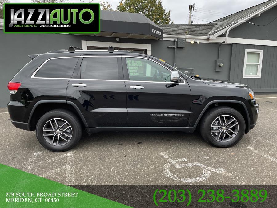 Used 2018 Jeep Grand Cherokee in Meriden, Connecticut | Jazzi Auto Sales LLC. Meriden, Connecticut