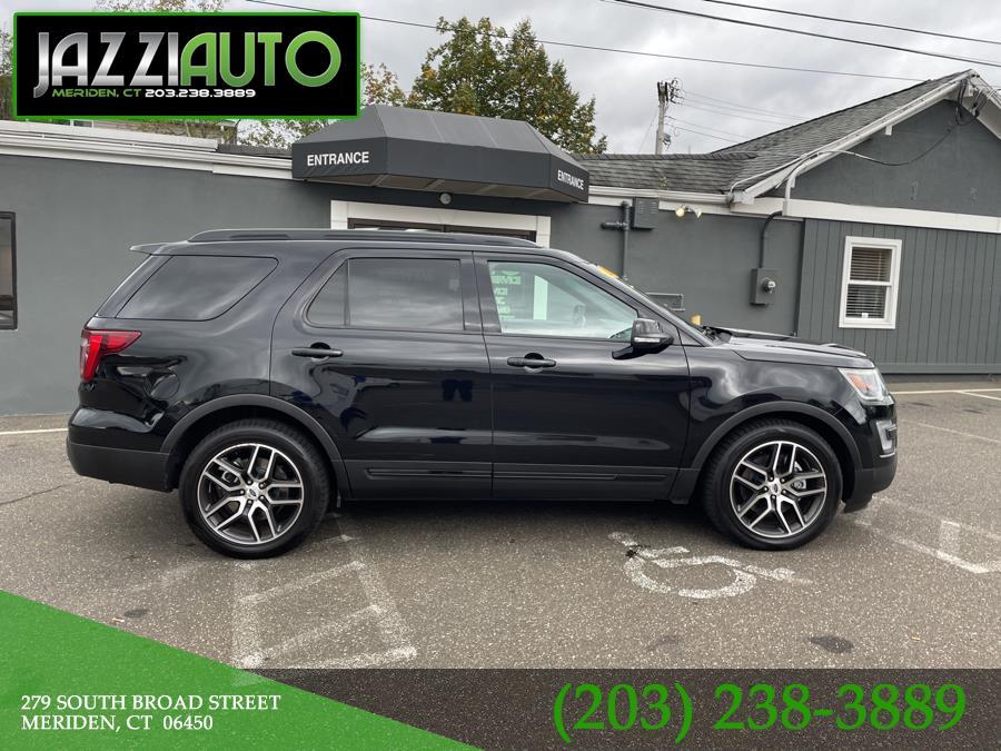 Used 2016 Ford Explorer in Meriden, Connecticut | Jazzi Auto Sales LLC. Meriden, Connecticut