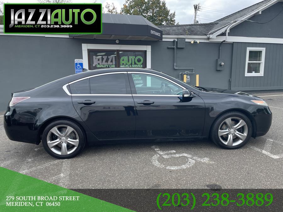 Used 2012 Acura TL in Meriden, Connecticut | Jazzi Auto Sales LLC. Meriden, Connecticut