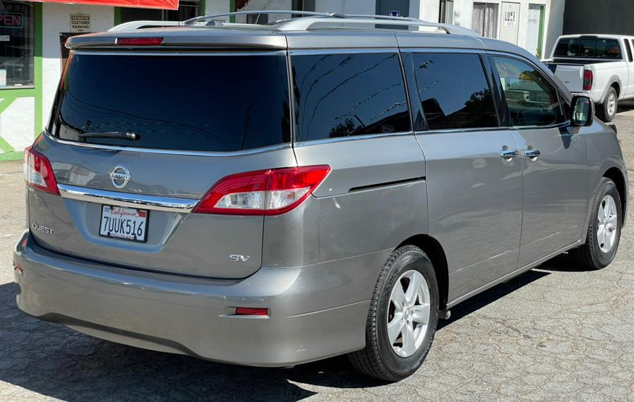 Used Nissan Quest 4dr SV 2012 | Green Light Auto. Corona, California