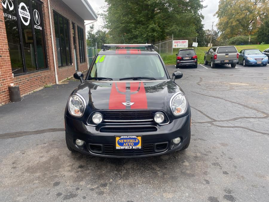Used MINI Cooper Countryman ALL4 4dr S 2016   Newfield Auto Sales. Middletown, Connecticut
