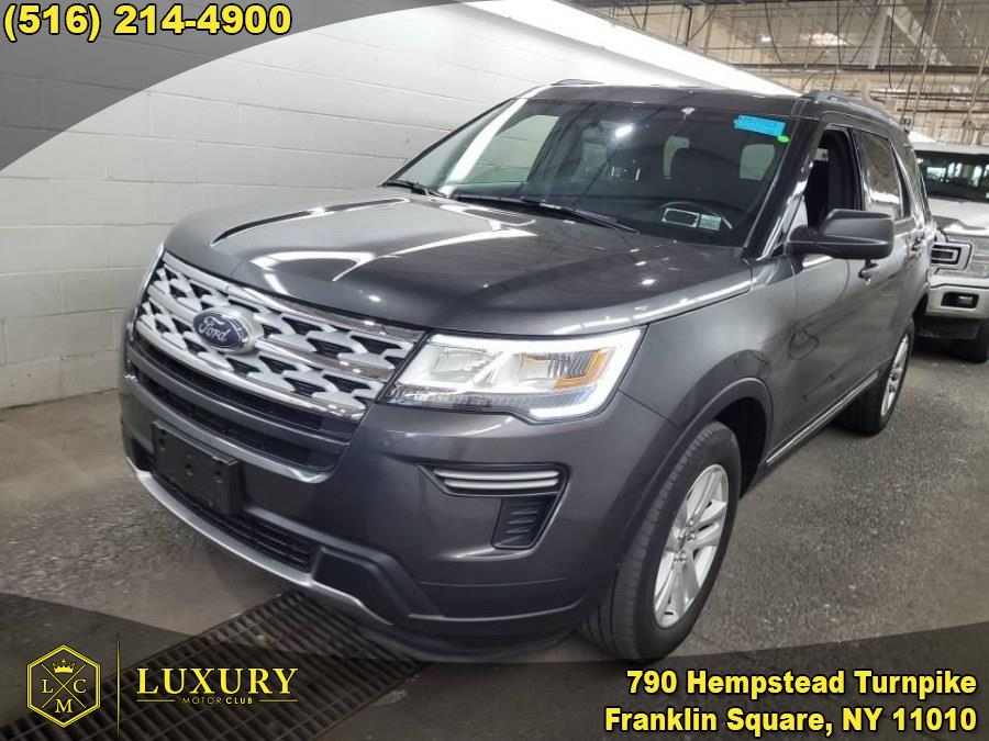 Used Ford Explorer XLT 4WD 2018 | Luxury Motor Club. Franklin Square, New York
