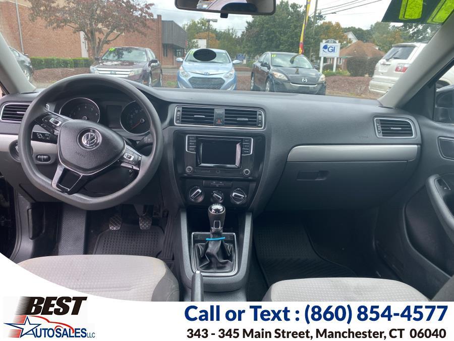 Used Volkswagen Jetta 1.4T S Manual 2017 | Best Auto Sales LLC. Manchester, Connecticut