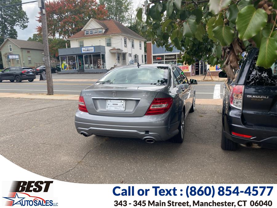 Used Mercedes-Benz C-Class 4dr Sdn C300 Luxury 4MATIC 2012   Best Auto Sales LLC. Manchester, Connecticut