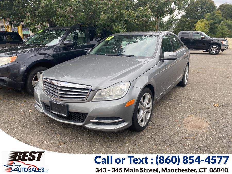 Used 2012 Mercedes-Benz C-Class in Manchester, Connecticut | Best Auto Sales LLC. Manchester, Connecticut