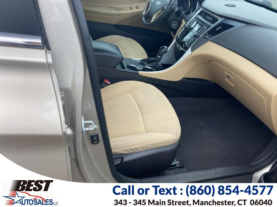 Used Hyundai Sonata 4dr Sdn 2.4L Auto GLS *Ltd Avail* 2011 | Best Auto Sales LLC. Manchester, Connecticut