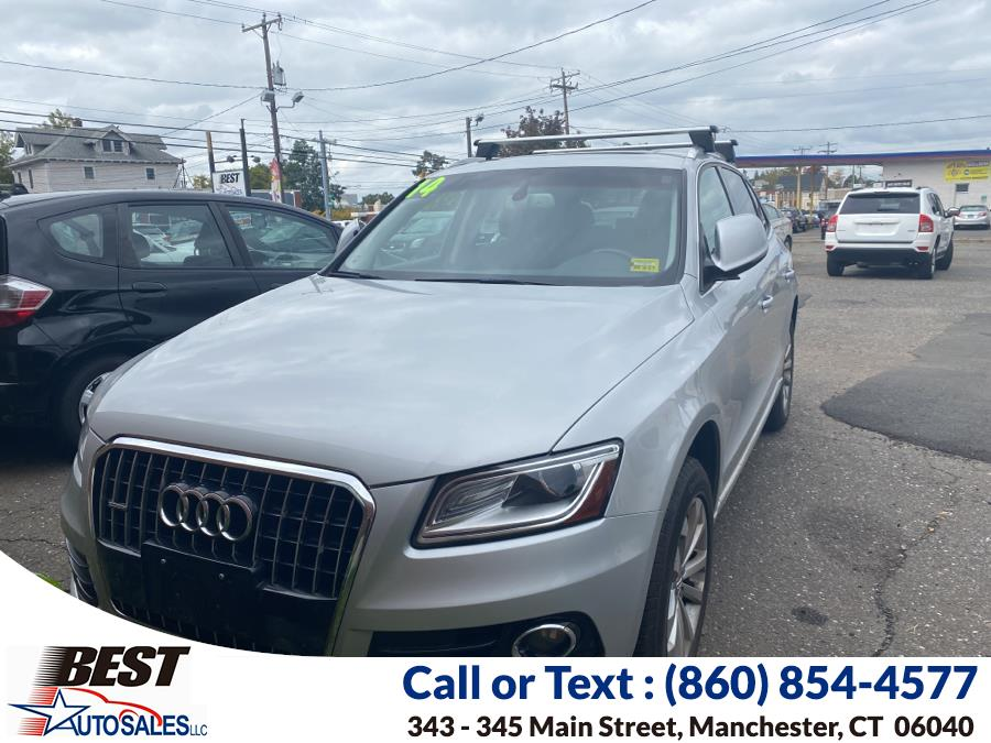 Used 2014 Audi Q5 in Manchester, Connecticut | Best Auto Sales LLC. Manchester, Connecticut