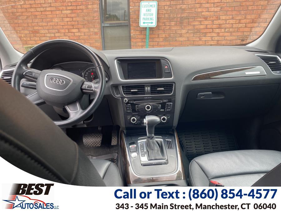 Used Audi Q5 quattro 4dr 2.0T Premium Plus 2014 | Best Auto Sales LLC. Manchester, Connecticut