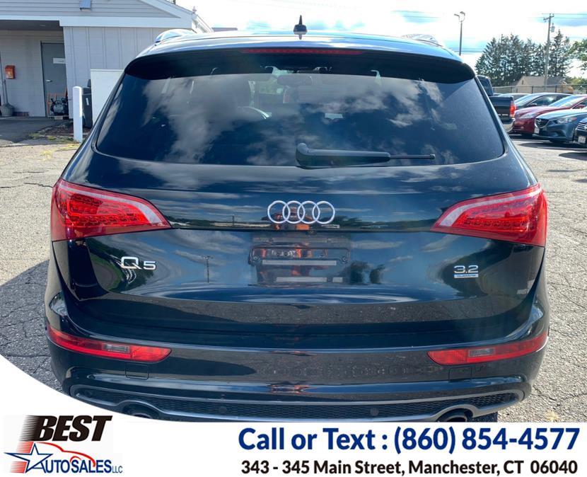 Used Audi Q5 quattro 4dr 3.2L Premium Plus 2011 | Best Auto Sales LLC. Manchester, Connecticut