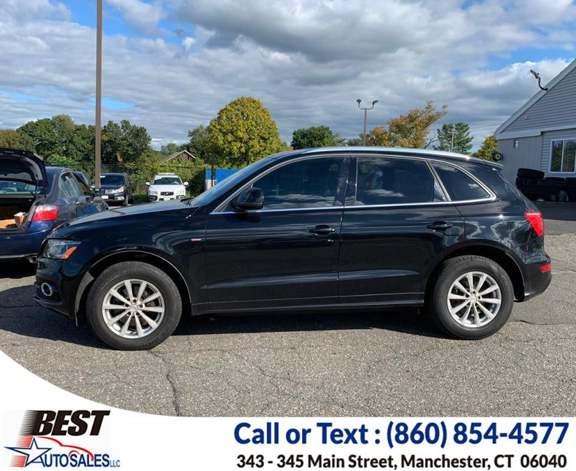 Used 2011 Audi Q5 in Manchester, Connecticut | Best Auto Sales LLC. Manchester, Connecticut