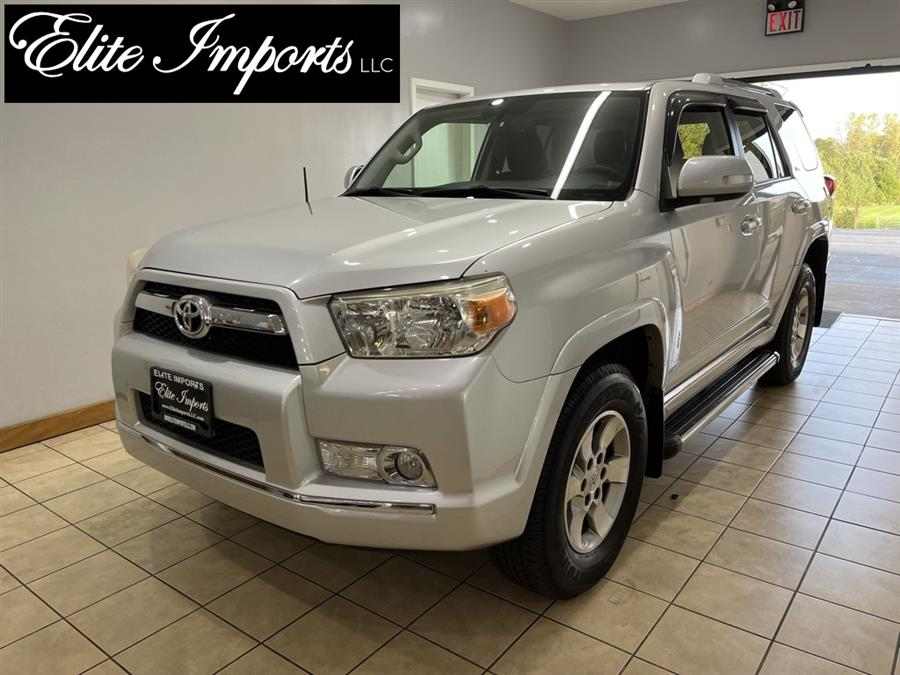 Used Toyota 4runner SR5 4x4 4dr SUV 2013 | Elite Imports LLC. West Chester, Ohio