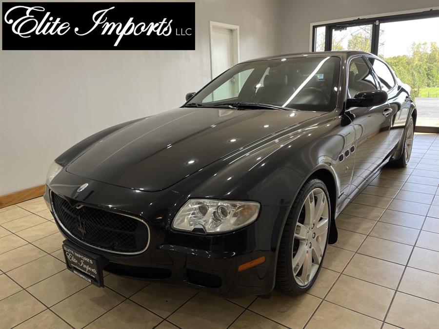 Used Maserati Quattroporte Sport GT 2007 | Elite Imports LLC. West Chester, Ohio