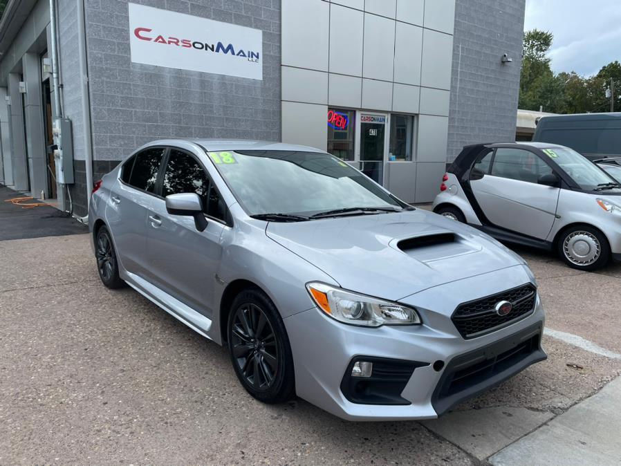Used Subaru WRX Manual 2018 | Carsonmain LLC. Manchester, Connecticut