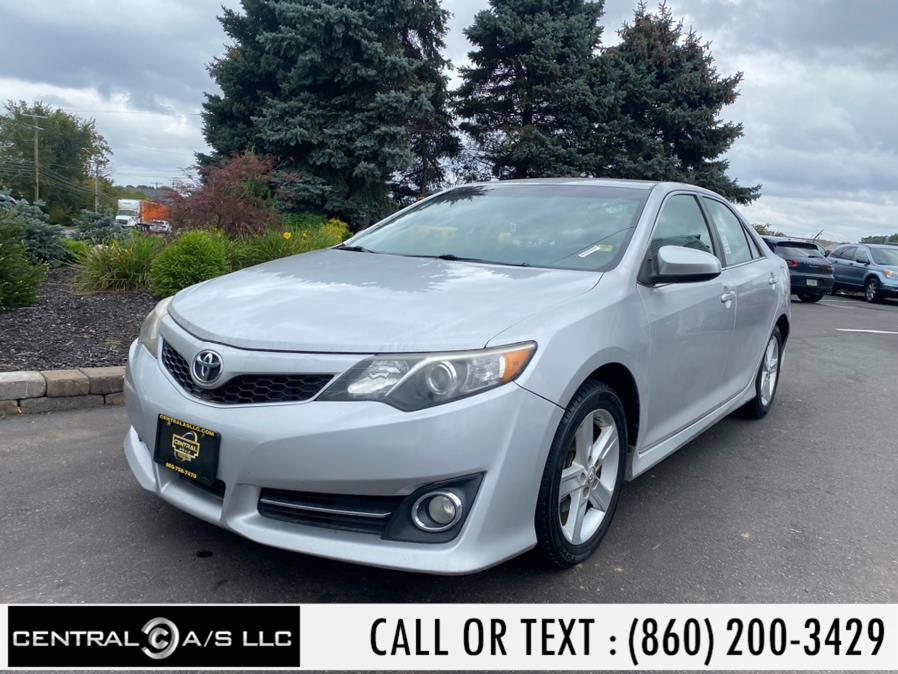 Used Toyota Camry 4dr Sdn I4 Auto SE (Natl) 2012 | Central A/S LLC. East Windsor, Connecticut