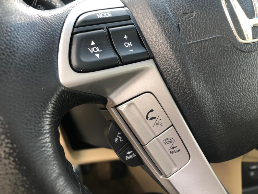 Used Honda Accord Sdn 4dr V6 Auto EX-L w/Navi 2009 | Route 46 Auto Sales Inc. Lodi, New Jersey