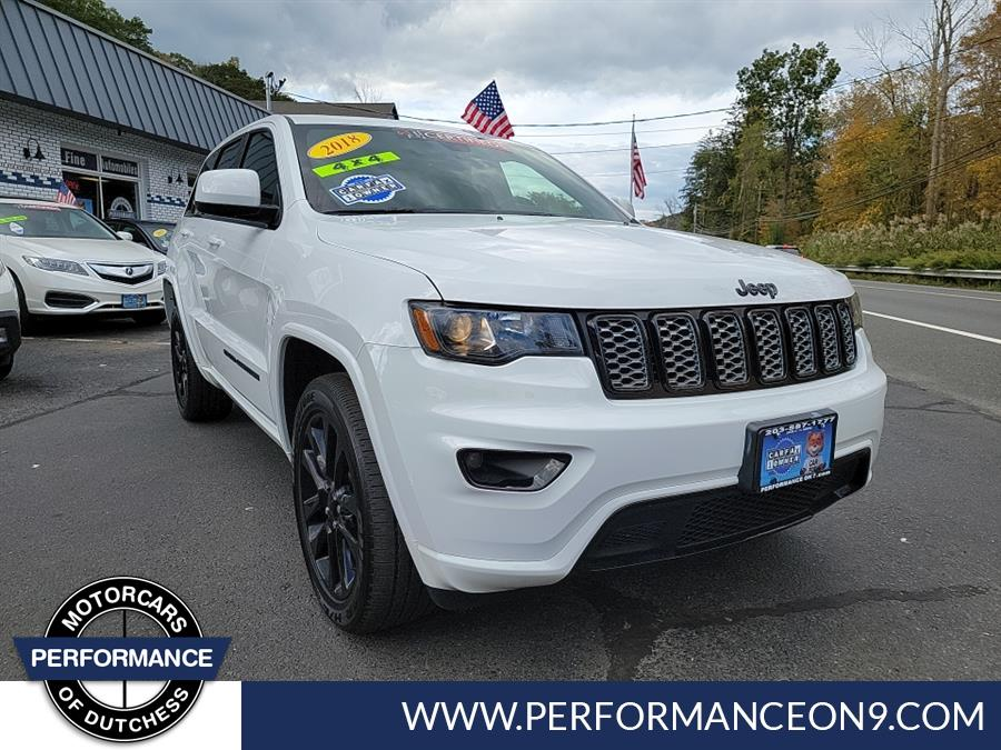 Used 2018 Jeep Grand Cherokee in Wappingers Falls, New York   Performance Motorcars Inc. Wappingers Falls, New York