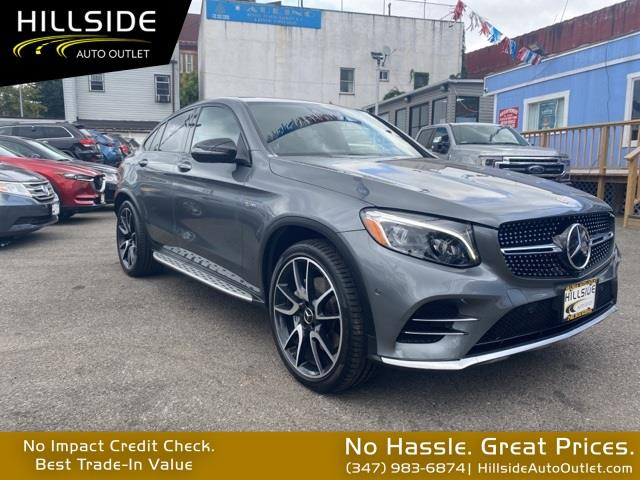 Used Mercedes-benz Glc GLC 43 AMG® Coupe 2017 | Hillside Auto Outlet. Jamaica, New York